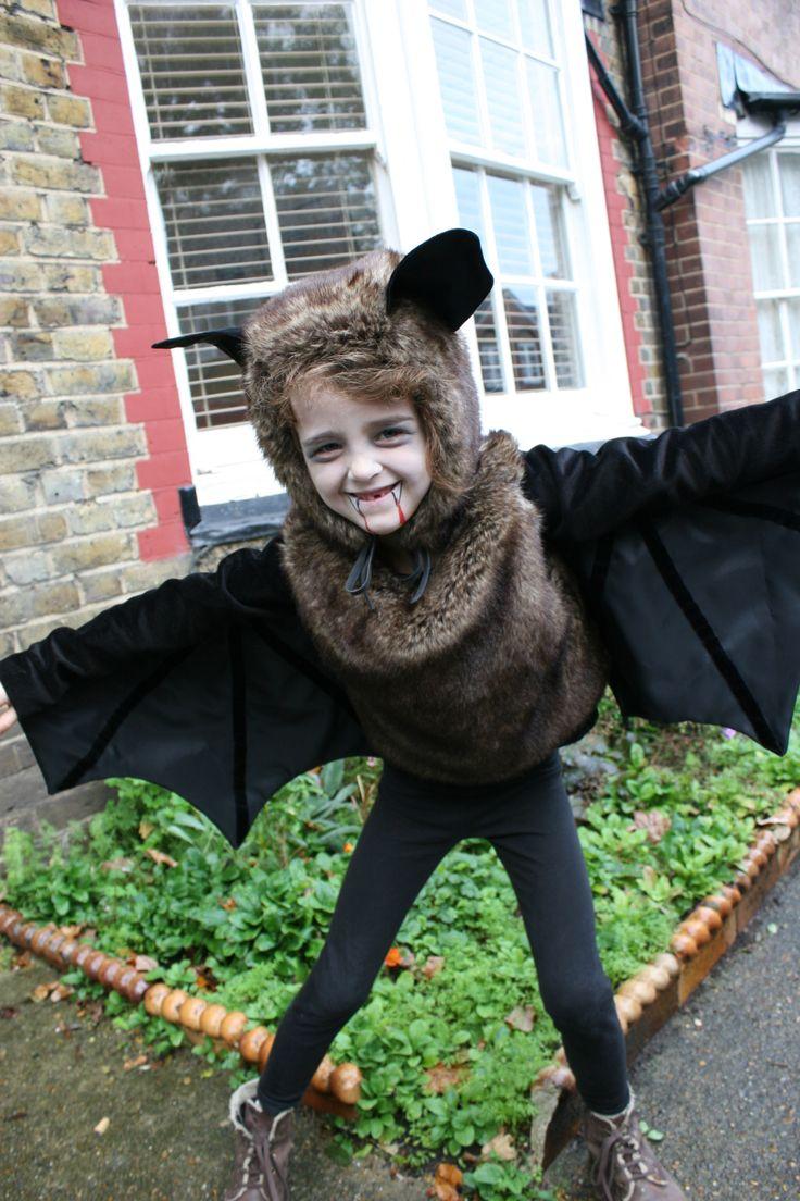 TUTORIAL: vampire bat costume