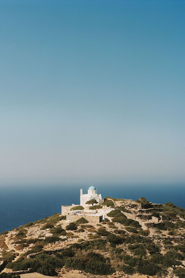Is this the Greek Island to beat all Greek Islands? Hidden-away Amorgos, with its secret beaches and untouched timelessness, is one of Greece's most intriguing islands