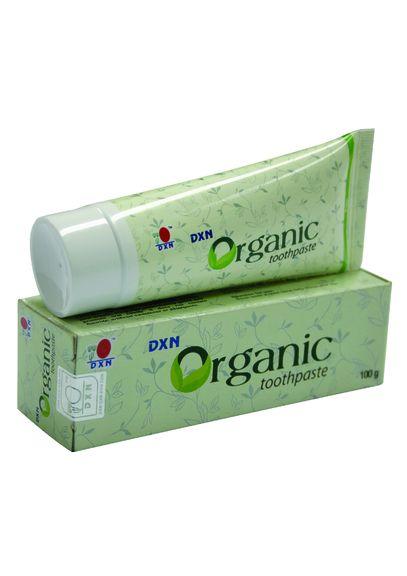 Органическая зубная паста Органическая зубная паста на травах Ганожи содержит высочайшего качества Экстракт Ганодермы Лусидум, масло чайного дерева, алое-вера, корицу, гвоздику и морскую соль. Это альтернатива обычной зубной пасте для желающих полностью перейти на травяные средства гигиены для полости рта, или для тех, кто не переносит мяту. Доступна в удобных тюбиках по 100 грамм каждый.  http://marticafe.dxnkofe.ru/products