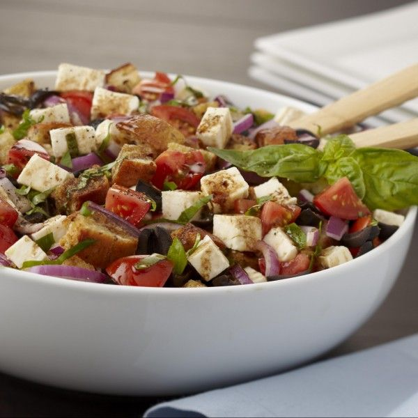 17 best images about salads caponata panzanella on Barefoot contessa panzanella