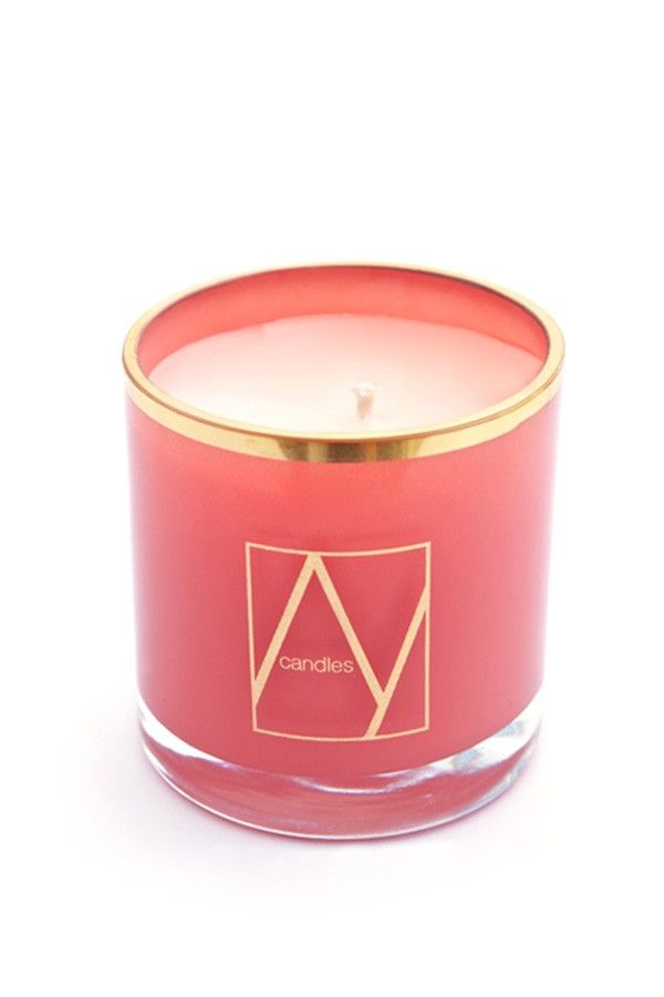 Ay Candles Sıcak Tarçınlı Kokulu Mum: Lidyana