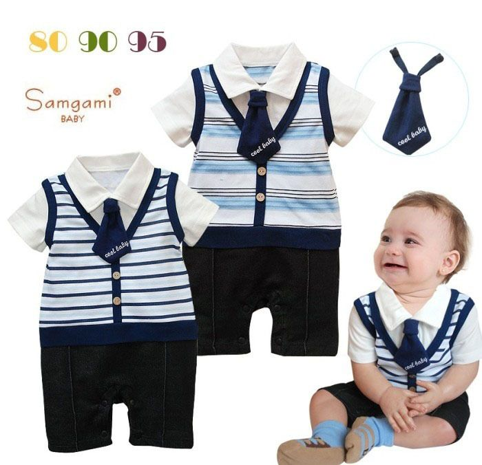 Lovely Baby Boys Clothes Online - http://www.ikuzobaby.com/lovely-baby-boys-clothes-online/