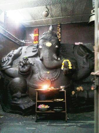 Dodda Ganapati temple, Bull temple Road, Banglore, India