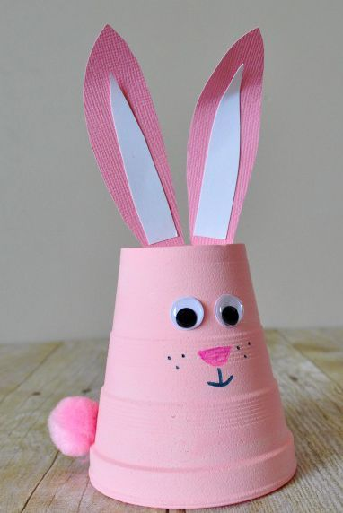 38 Adorable Easter Crafts Your Kids Will Love Nursery Activities