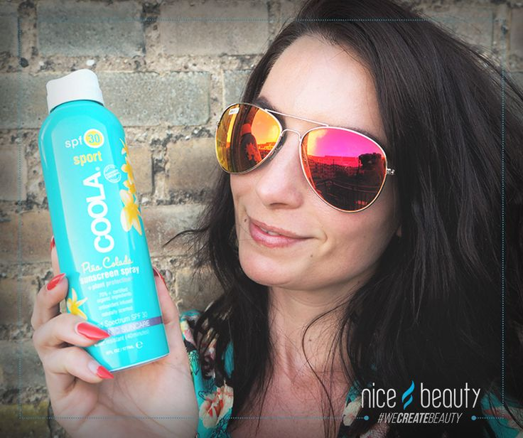 The sun Rule! - But remember to protect yourself!! #WeCreateBeauty #COOLA #SunProtection #AftersunSavesLives