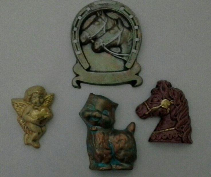 Imágenes de ziña con diferentes técnicas de falso acabado.