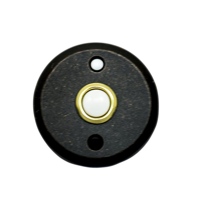 Door Bell Button Doorbell Button Brass Doorbell Metal Door
