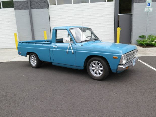 1972 Ford Courier Maintenance/restoration of old/vintage vehicles: the material for new cogs/casters/gears/pads could be cast polyamide which I (Cast polyamide) can produce. My contact: tatjana.alic@windowslive.com