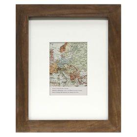 Picture of Wood Frame Brown Jamjuree - 10 X 13