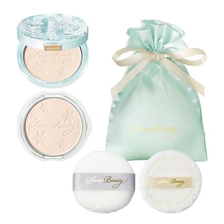 SHISEIDO MAQuillAGE Snow Beauty III (with extra refill) ~ 2016 Limited Edition - www.BonBonCosmetics.com