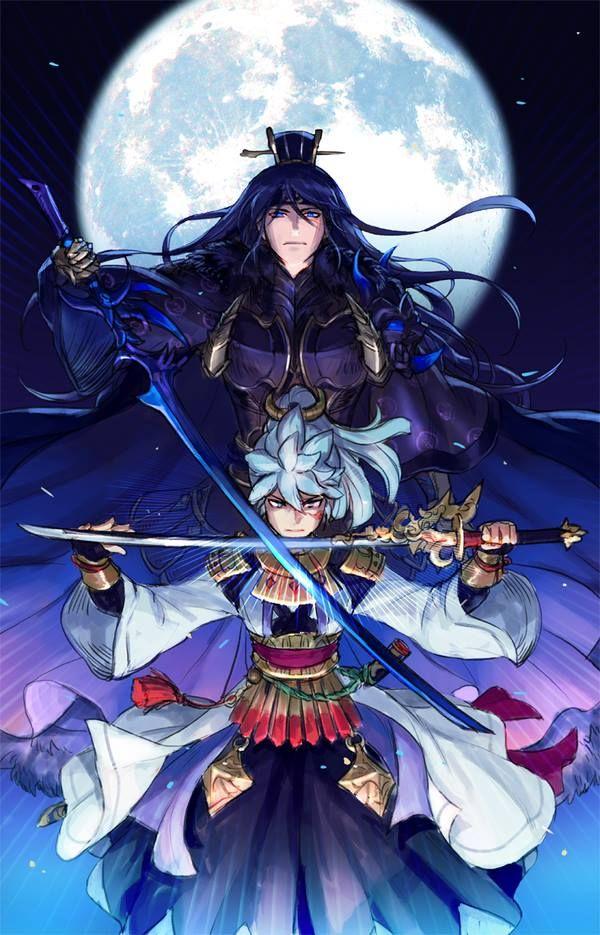 seven knights korea 세븐나이츠 vk wuxia xianxia xuanhuan