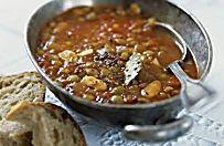 Zuppa di lenticchie con il Bimby