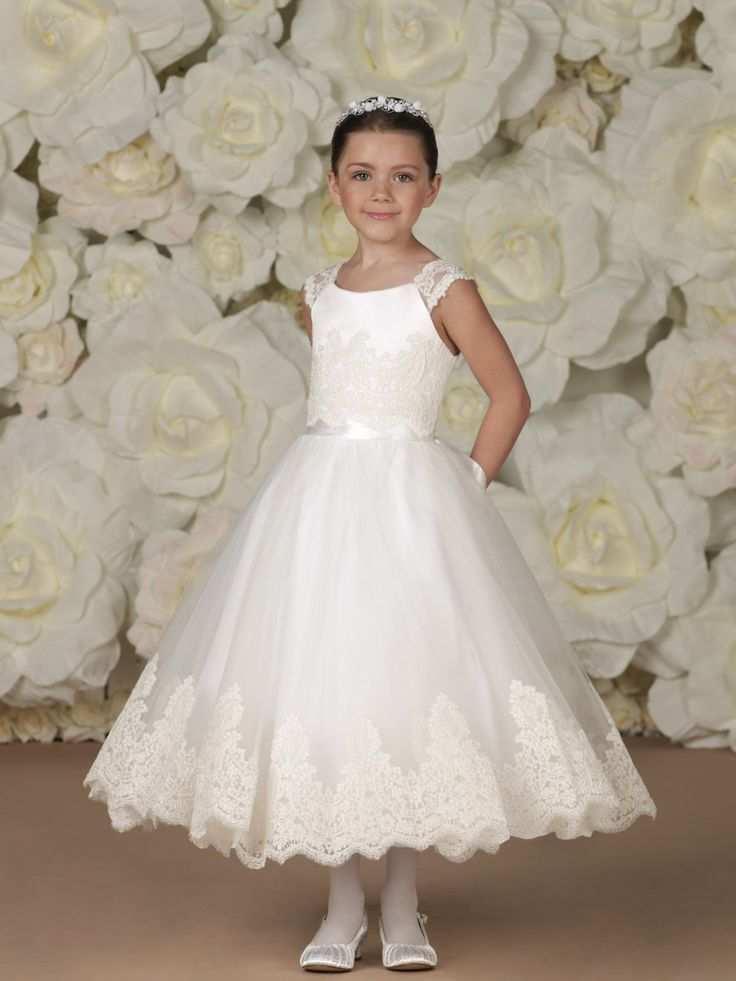 14 best first communion dresses images on Pinterest | First ...