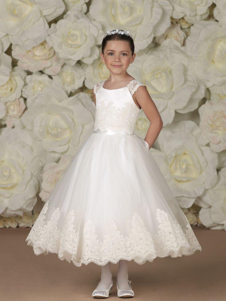Blush Kids Inc. - Joan Calabrese For Mon Cheri - First Communion Dresses - JC19328 $250.00 ...