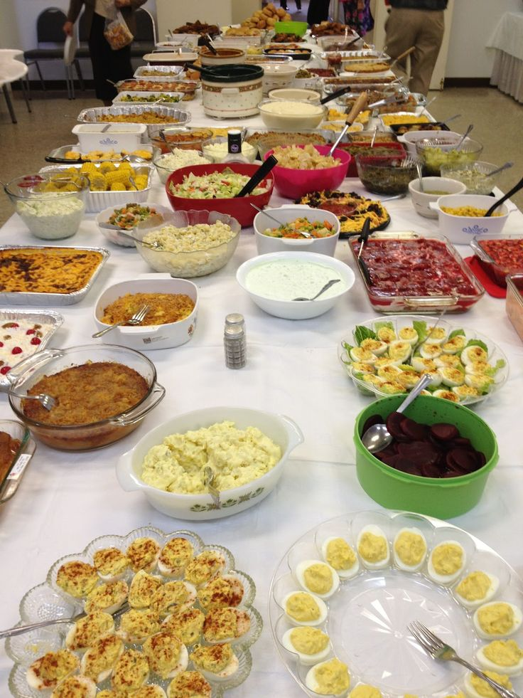 Fatback and Foie Gras: Five Tips for Hosting a Church Potluck Supper Southern Baptist Style