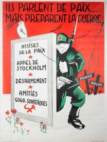 anticommunist poster 1956