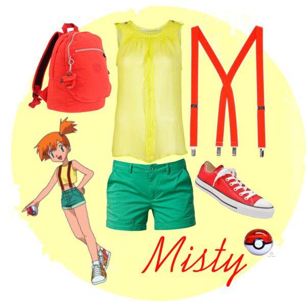 Misty from Pokemon