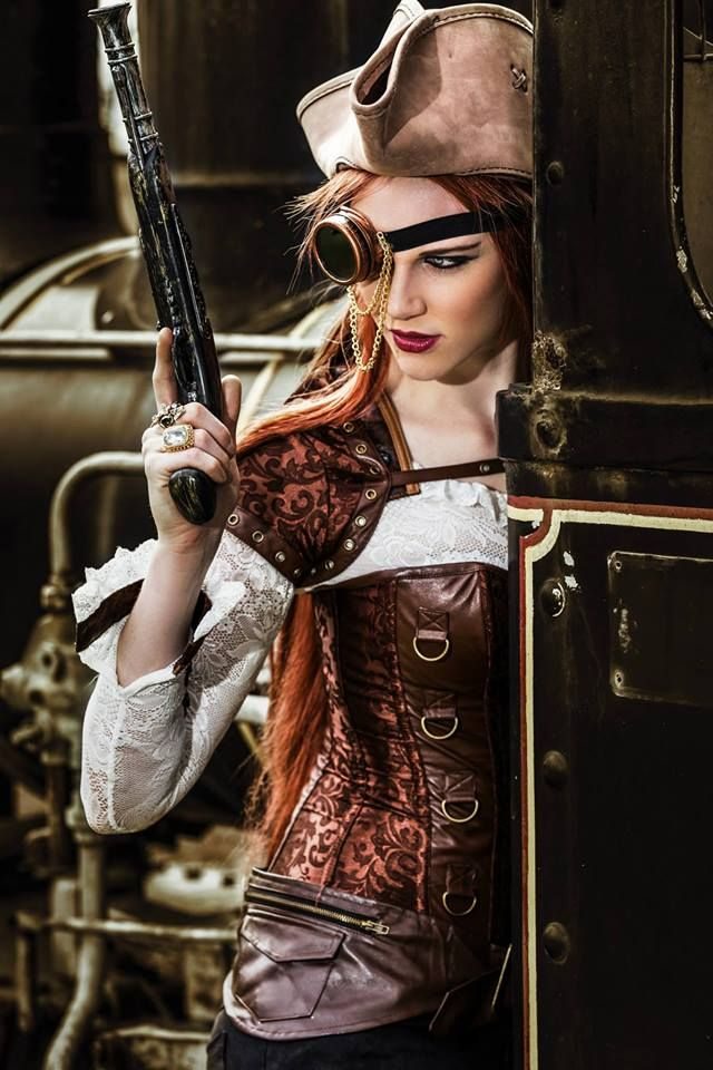 389 best Pin Ups & Steampunk images on Pinterest