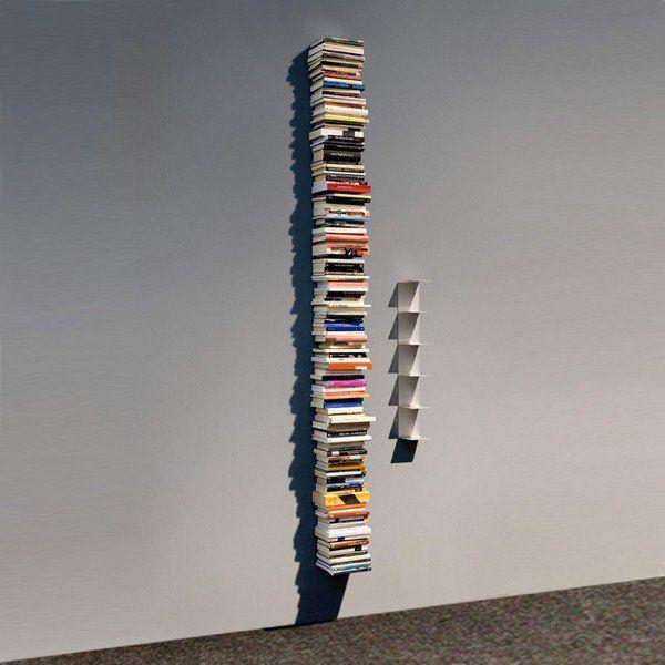 17 mejores ideas sobre estanter a invisible en pinterest for Estanteria vertical