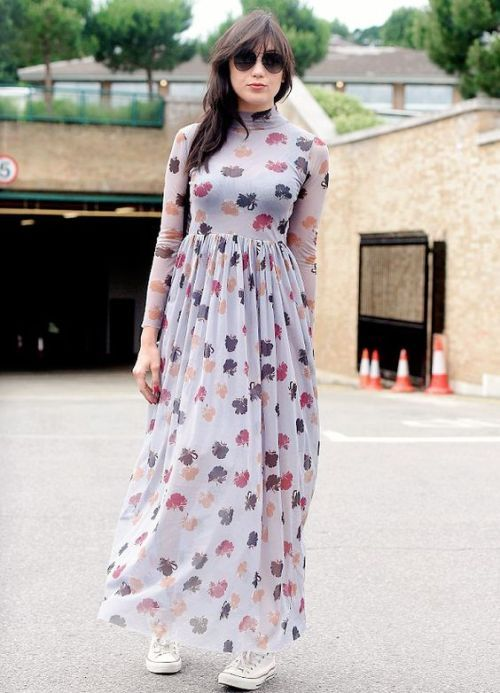 450753967064 Maxi printed dress-Woman trendy outfits in casual style – Just Trendy Girls