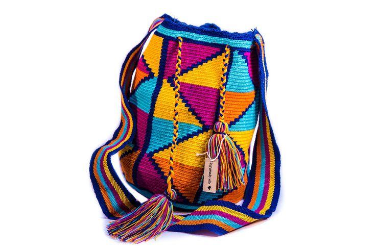 Wayuu Colorful Bag