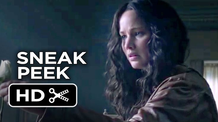 The Sneak Peek for the new The Hunger Games: #Mockingjay - Part 1 Trailer has arrived!