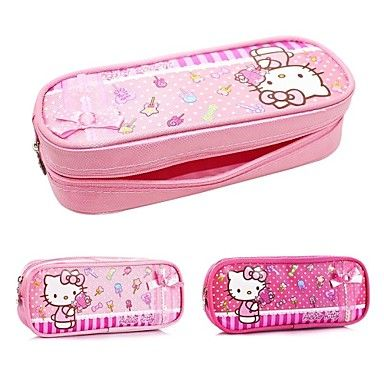 Hello Kitty™ Girls Pencil Case (2 Colours). Only at www.pandadeals.co.uk