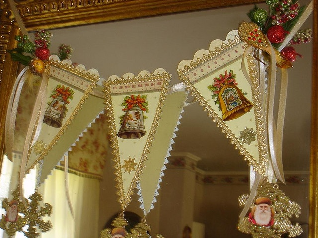 christmas banner. by tempoandato, via Flickr