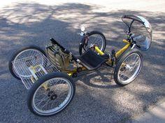 Stolen Utah Trikes Custom Quad (Tucson, AZ) - BentRider Online Forums