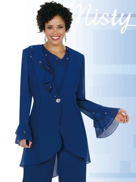 303. Bridal Pant Suits for Women