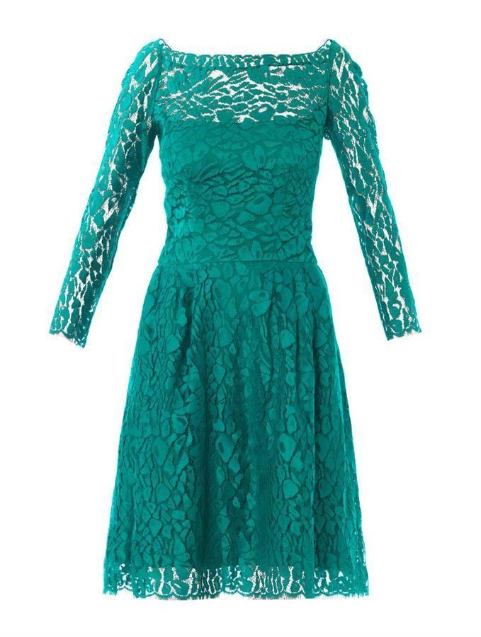 54 best Green Cocktail Dresses images on Pinterest | Green cocktail ...