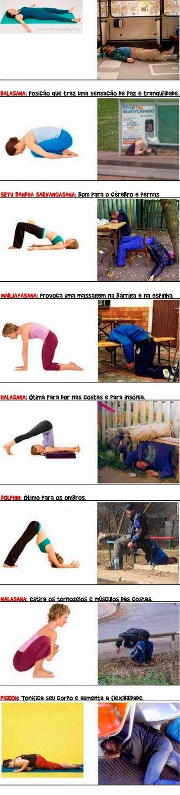 A Cerveja Tem o Mesmo Efeito do Yoga