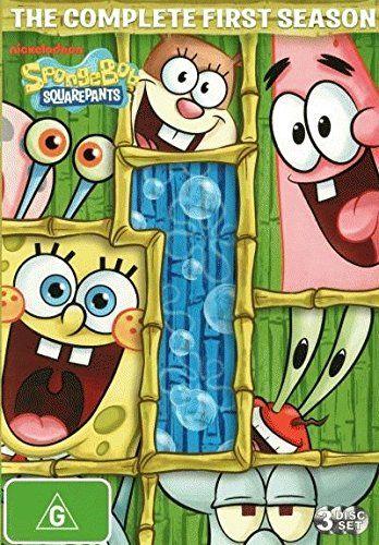 SpongeBob SquarePants: Season 1 [NON-USA Format Region 4 Import - Australia] @ niftywarehouse.com #NiftyWarehouse #Spongebob #SpongebobSquarepants #Cartoon #TV #Show