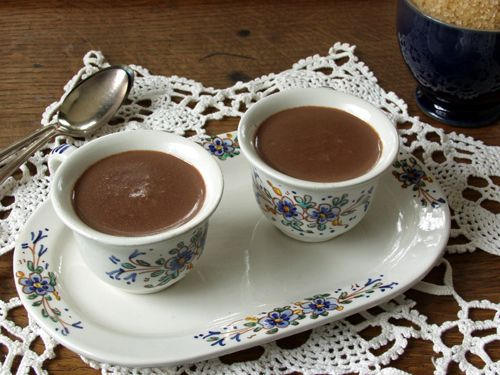 Thick, rich, 2-ingredient Parisian Hot Chocolate