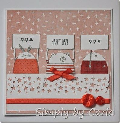 Happy Days Stampin Up