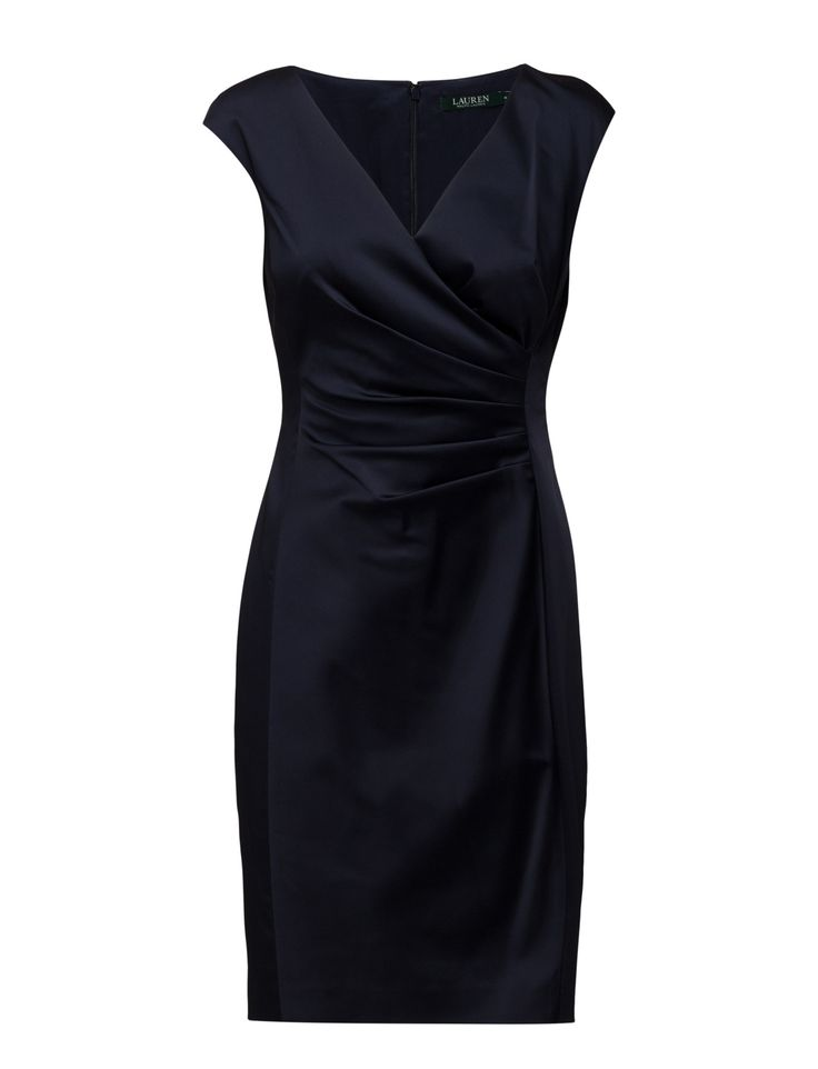Lauren Ralph Lauren TABORA - CAP SLEEVE DRESS