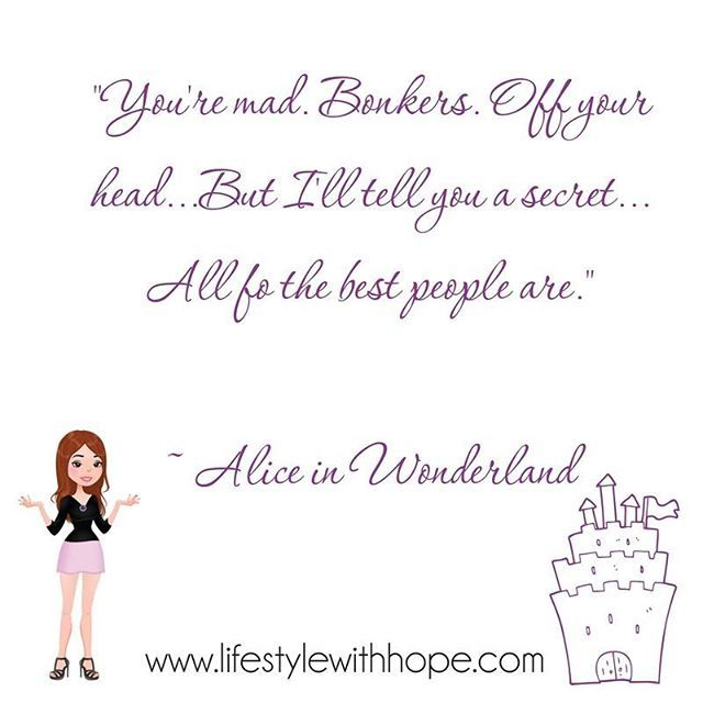 I LOVE how everyone thinks that I am bonkers! Yep, it is crazy to work for myself, with tonnes of support, walk my kids to the bus stop every morning, pick them up every night.  Kiss them off to bed and work my business around all of that, instead of work www.lifestylewithhope.com/VIPS
