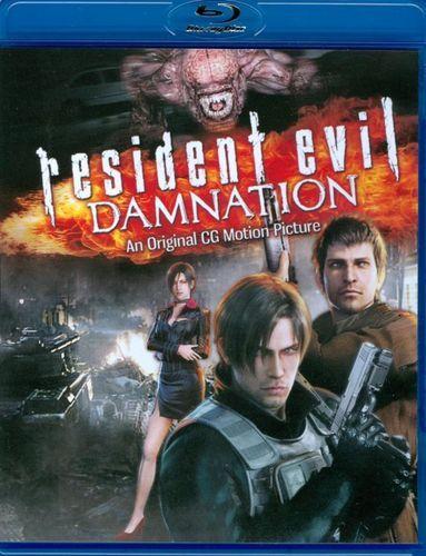Resident Evil: Damnation [Blu-ray] [Includes Digital Copy] [UltraViolet] [2012]