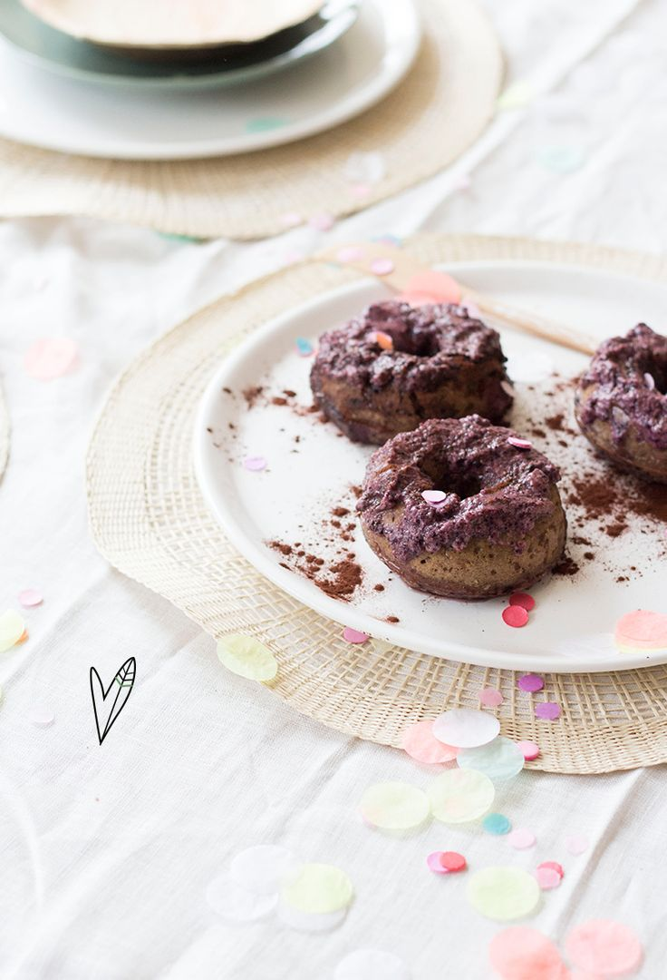 Blueberry Donuts | TGH Magazine