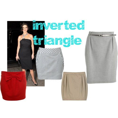 INVERTED TRIANGLE The Inverted Triangle Woman angelabsimmons.com inverted triangle body beauty!