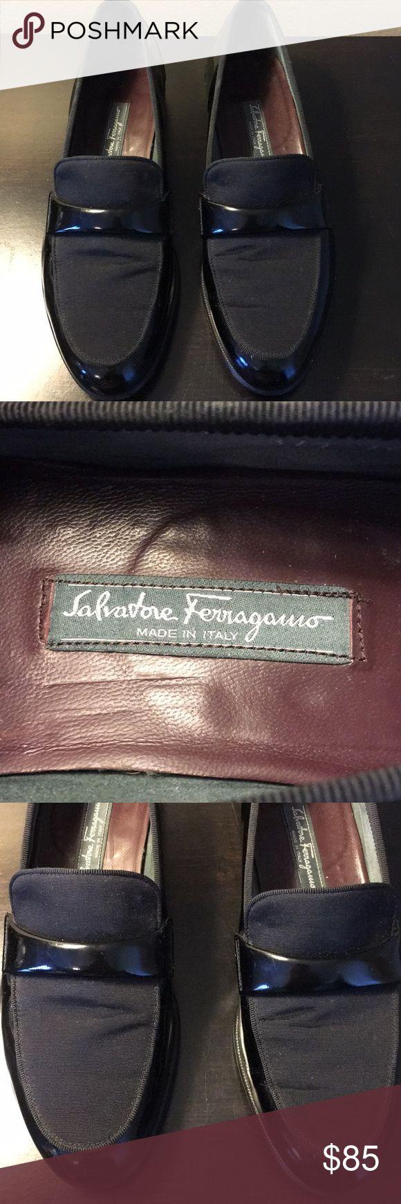 Salvatore Ferragamo Tuxedo Slip On Size 10 Salvatore Ferragamo Tuxedo Slip On Size 10 Salvatore Ferragamo Shoes Loafers & Slip-Ons