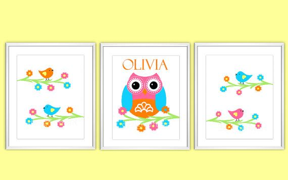72 best Owl Nursery - pink images on Pinterest | Owl nursery, Child ...