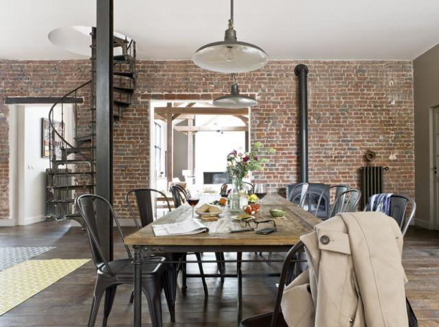 62 best Déco Industrielle Industrial decor images on Pinterest - centrale d aspiration pour maison