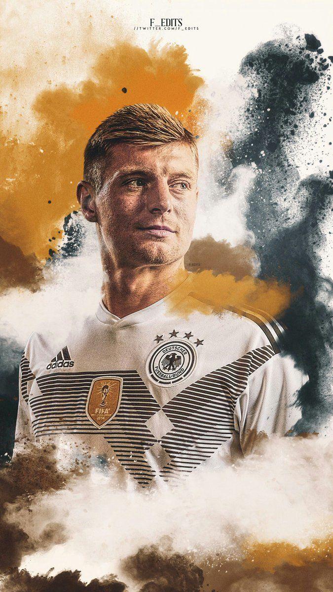 Toni Kroos  realmadrid Seleção Alemã De Futebol 694ebd269809d
