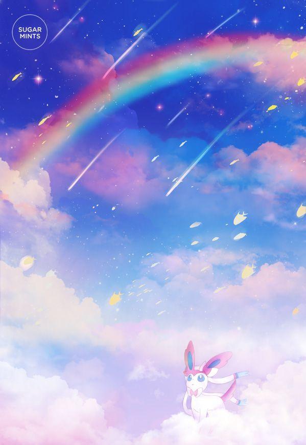 cloud nine. by sugarmints on DeviantArt
