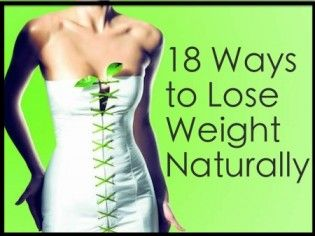 5 tips to lose weight naturally