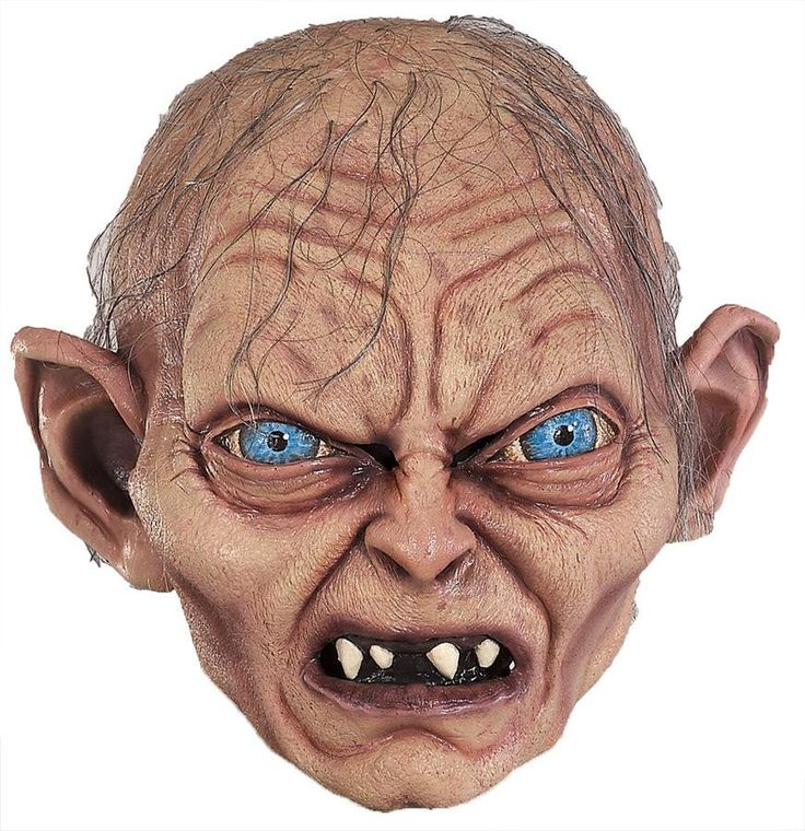 Deluxe Collector's movie quality, full over the head latex mask that is similar to the look of Smeagol in The Lord of the Rings film. Box Dimensions (in Inches) Length : 14.00 Width : 11.00 Height : 4