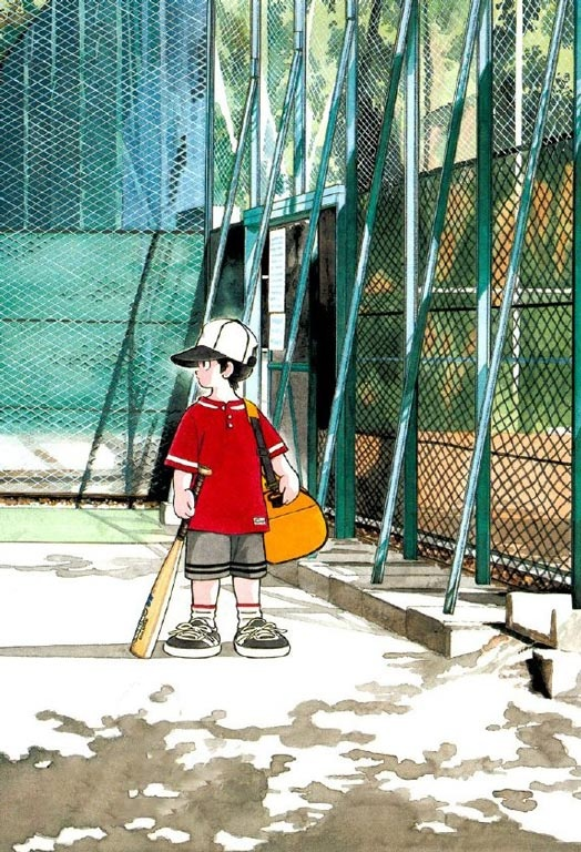 Adventure Boys, de Mitsuru Adachi