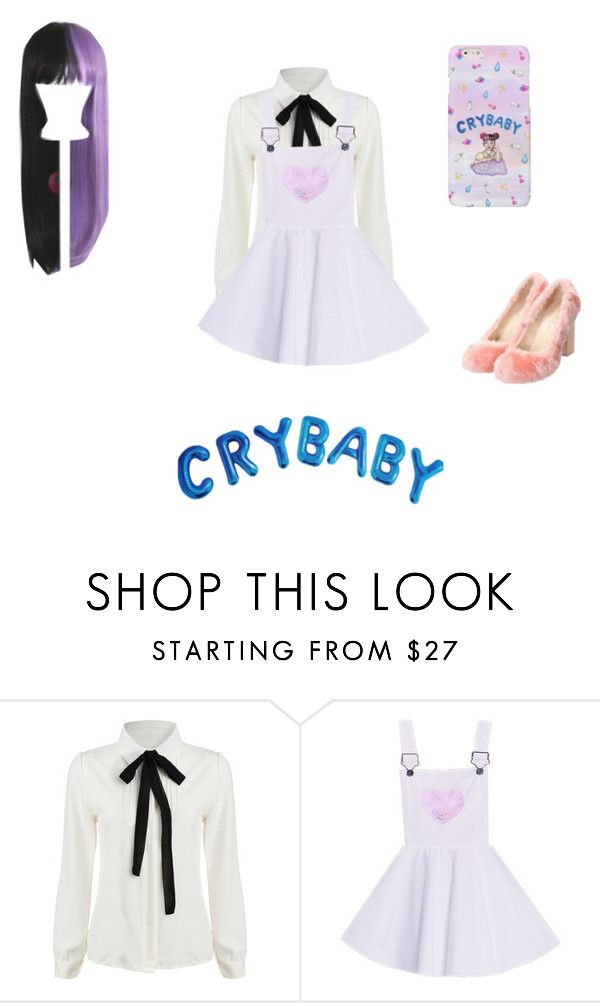 """Cry Baby Video 1"" by kimberly-pera on Polyvore featuring mode"