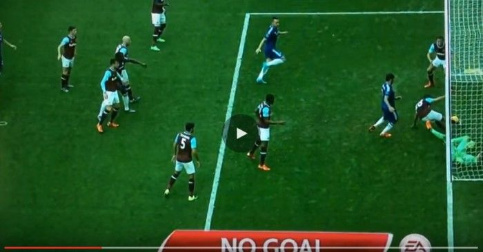 Anche l'Occhio di Falco contro Mourinho